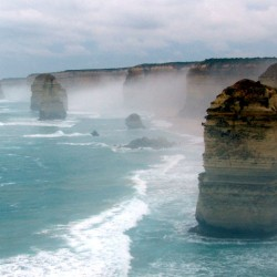 Great Ocean road met Apostelen